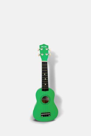 Ukelele soprano verde makaigr