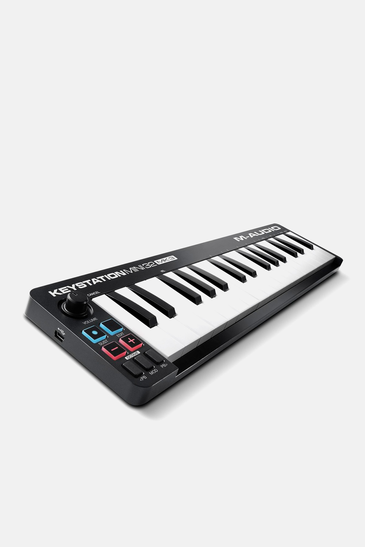 Teclado controlador M-Audio Midi Keystation 32 MK3