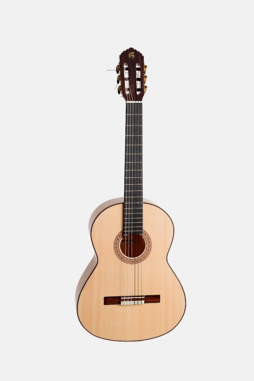 Guitarra flamenca hermanos bros natural
