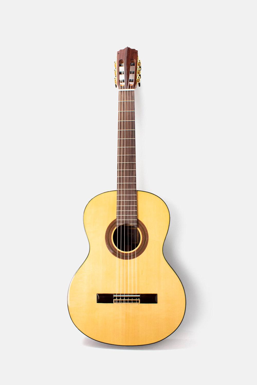 Guitarra flamenca palosanto F90RS