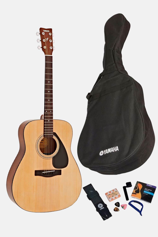 Pack guitarra acustica yamaha F310P